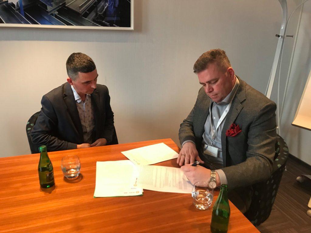 Współpraca przy projekcie JoinBertus Sport&Business